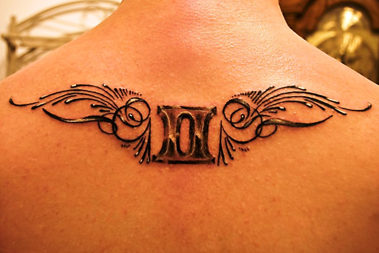 45 cool zodiac gemini tattoos