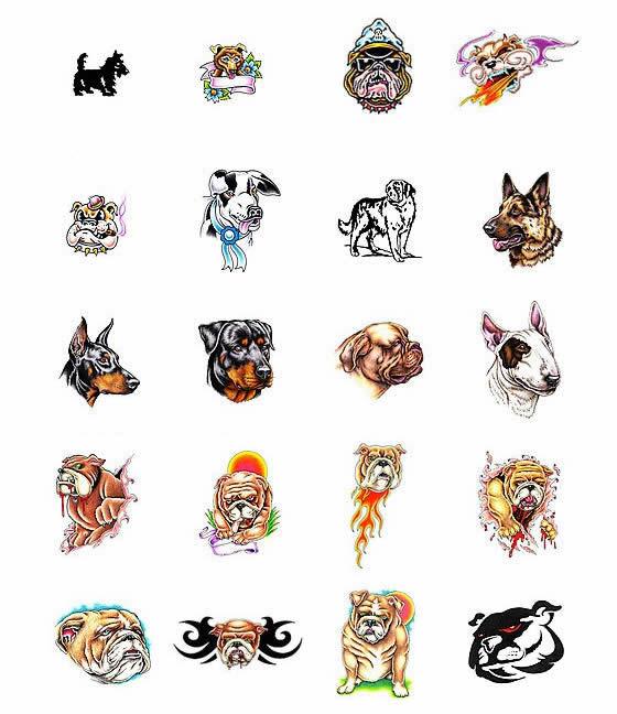 18+ Latest Dog Tattoo Designs