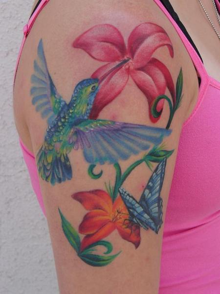 25 unique hummingbird tattoos. Black Bedroom Furniture Sets. Home Design Ideas