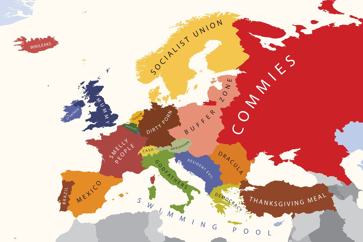 history great fall of europe