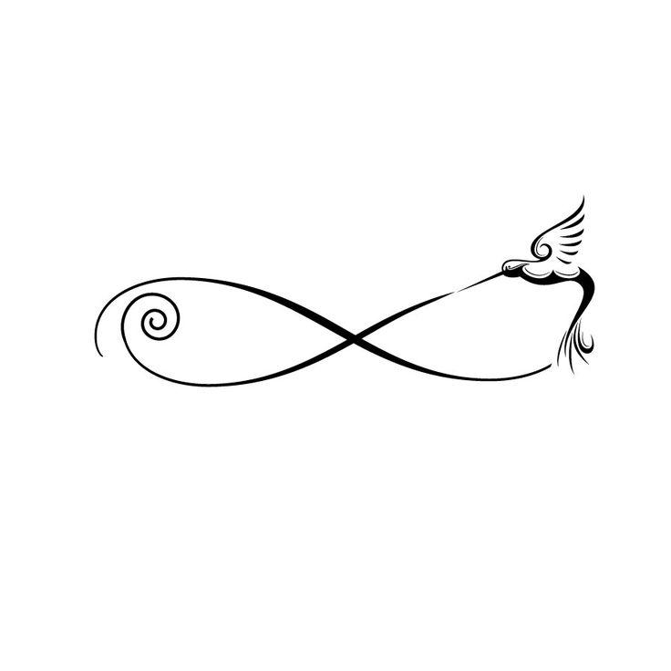38 hummingbird tattoo designs and ideas - Signe infini tatouage ...
