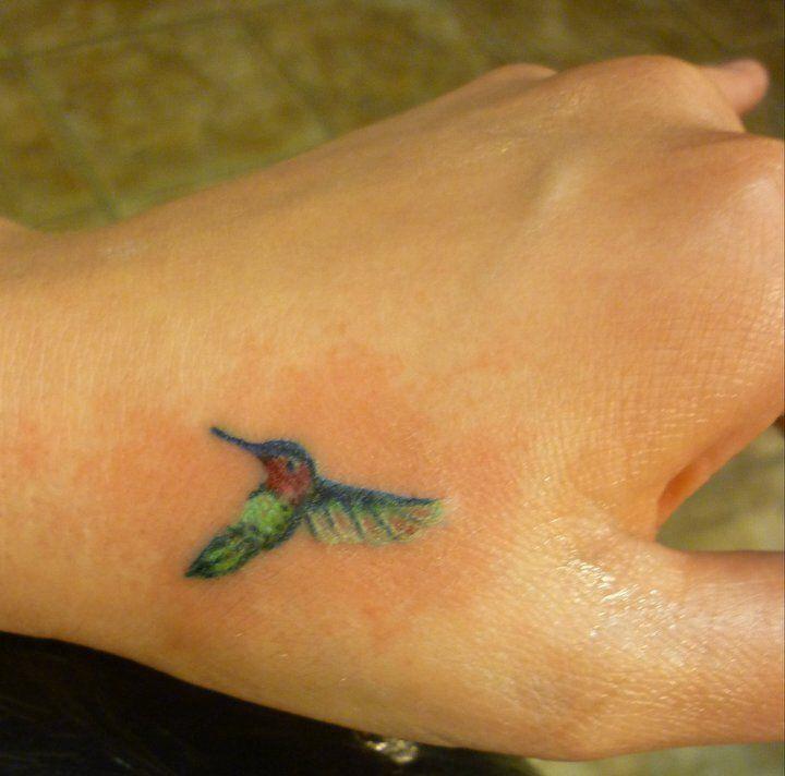 25 Unique Hummingbird Tattoos