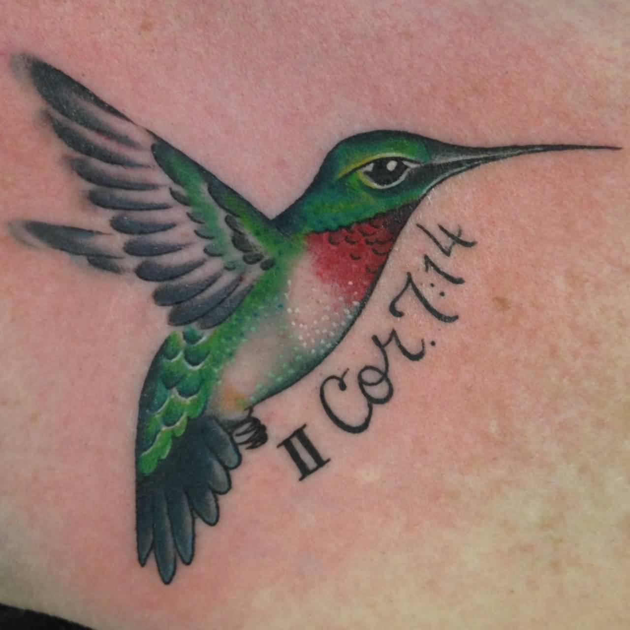 Hummingbird Tattoo: 25+ Unique Hummingbird Tattoos