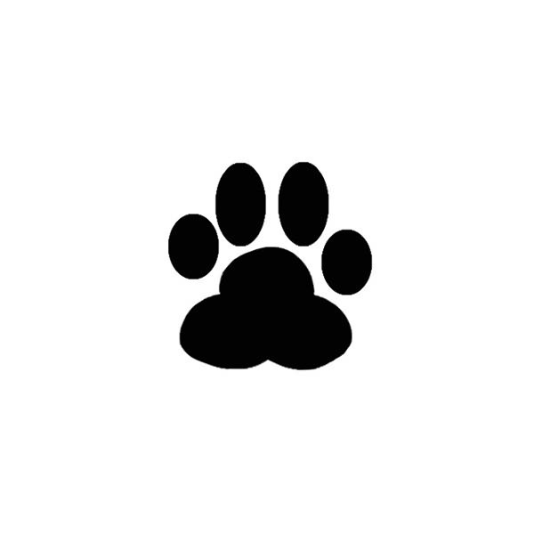 30 Best Dog Paw Tattoos