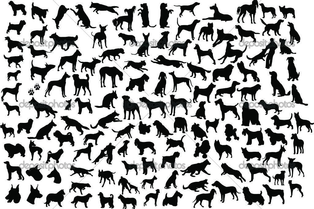 18 latest dog tattoo designs rh askideas com small dog silhouette tattoo boxer dog silhouette tattoo