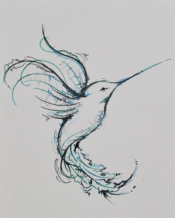 27 Hummingbird Tattoo Designs Ideas: 38+ Hummingbird Tattoo Designs And Ideas