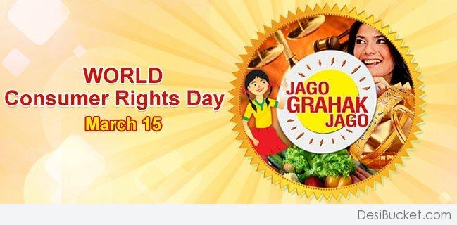 8 Beautiful Consumer Rights Day Pictures And Images