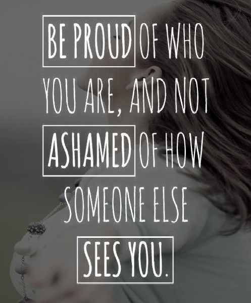 Be Proud Of Yourself Quotes Askideascom