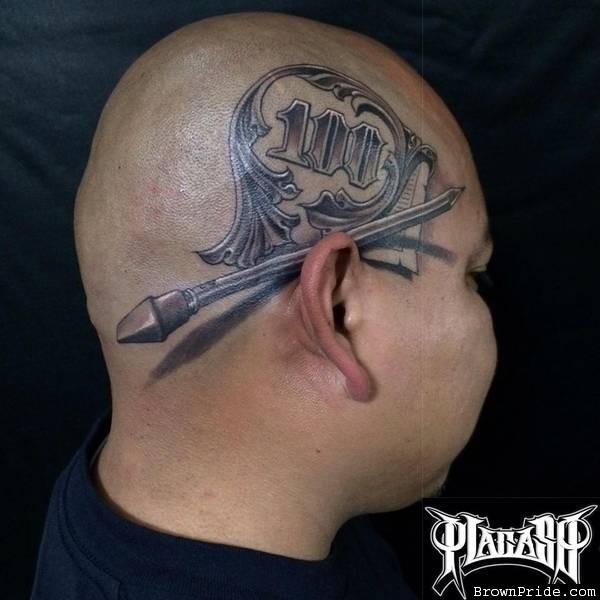 30+ Nice Pencil Tattoos Ideas