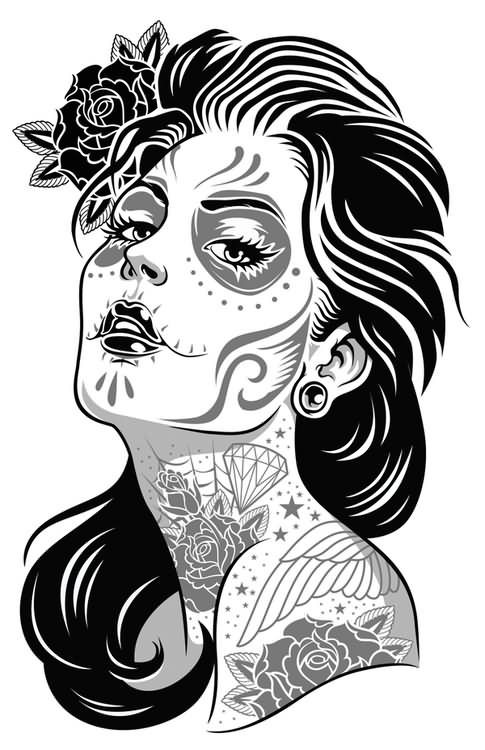 Gangster Girls Tumblr Drawing