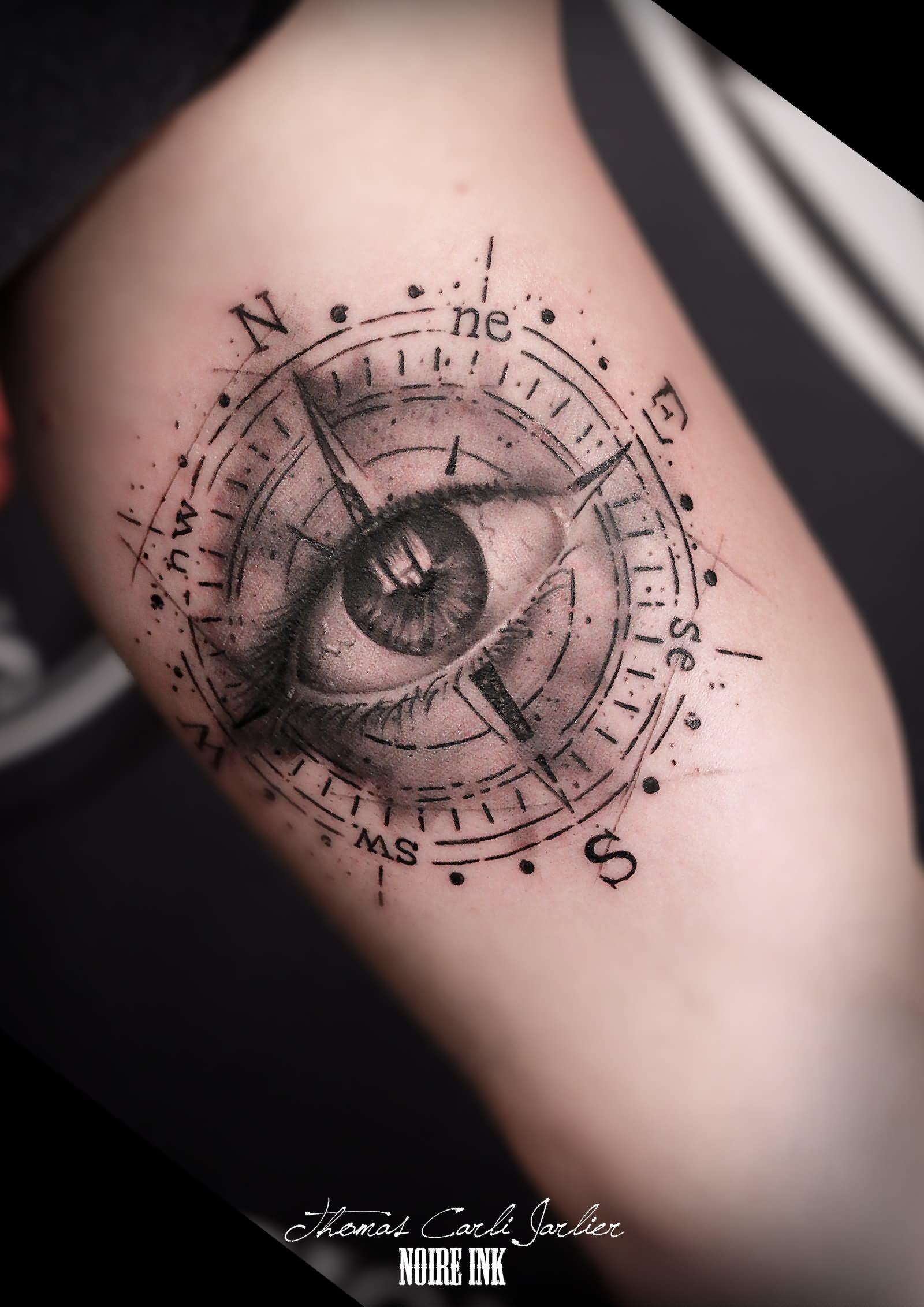 Eye For Design Bohemian Interiors And Accessories: Olho Em Realismo Feito Por Chico Morbene. #tattoo
