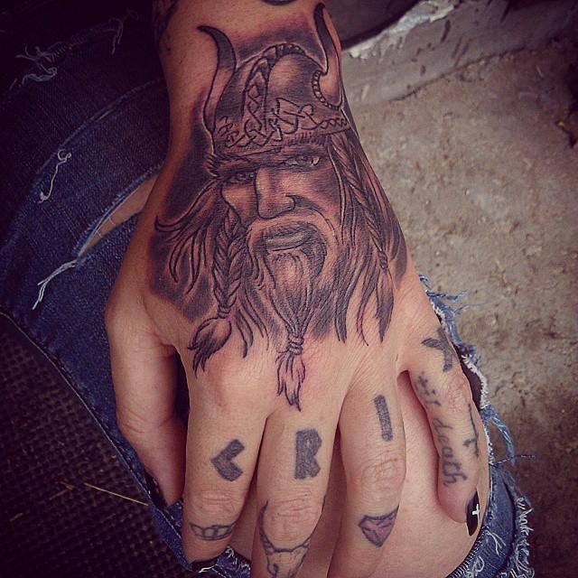34+ Awesome Viking Tat...