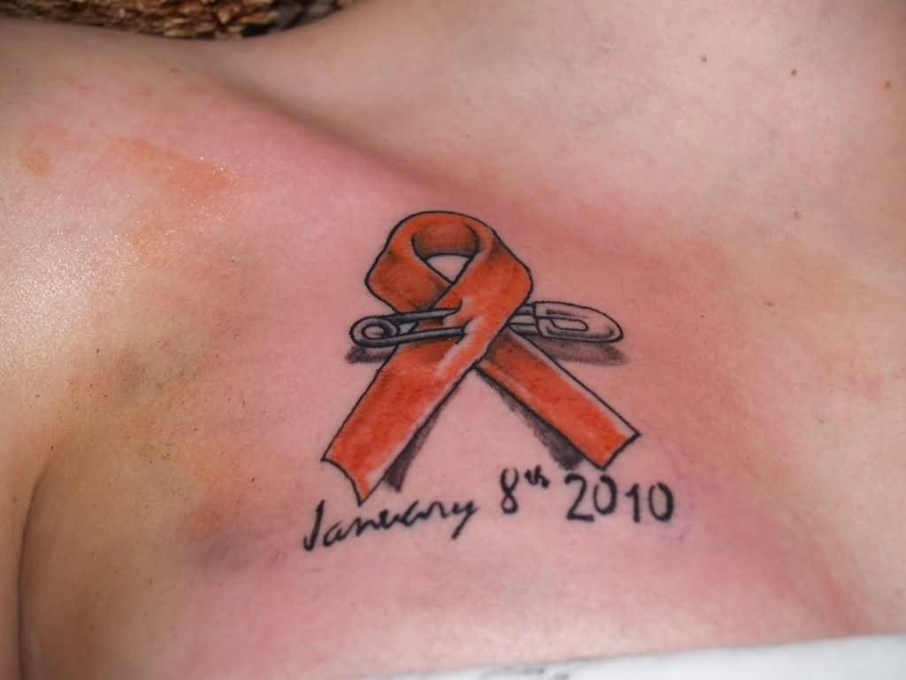 30+ Cute Ribbon Tatt