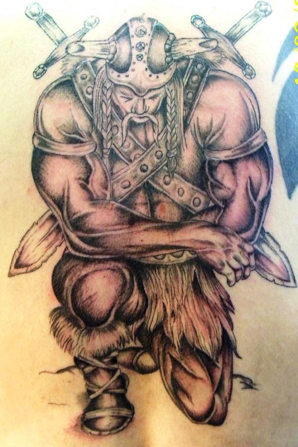 Татуировки Викингов Тату богатырей Значения