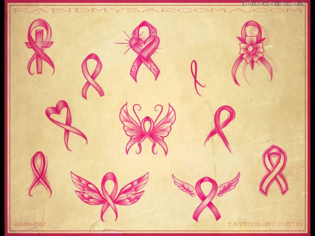 30+ Ribbon Tattoo De