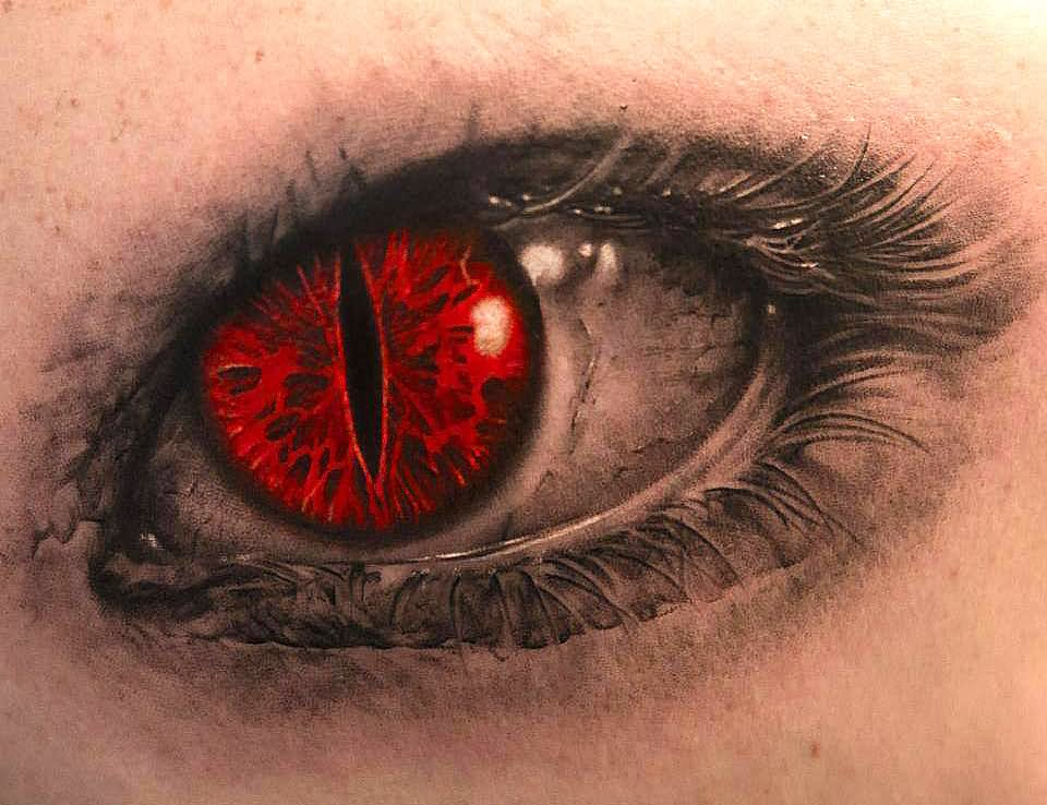 35 unique eye tattoos. Black Bedroom Furniture Sets. Home Design Ideas
