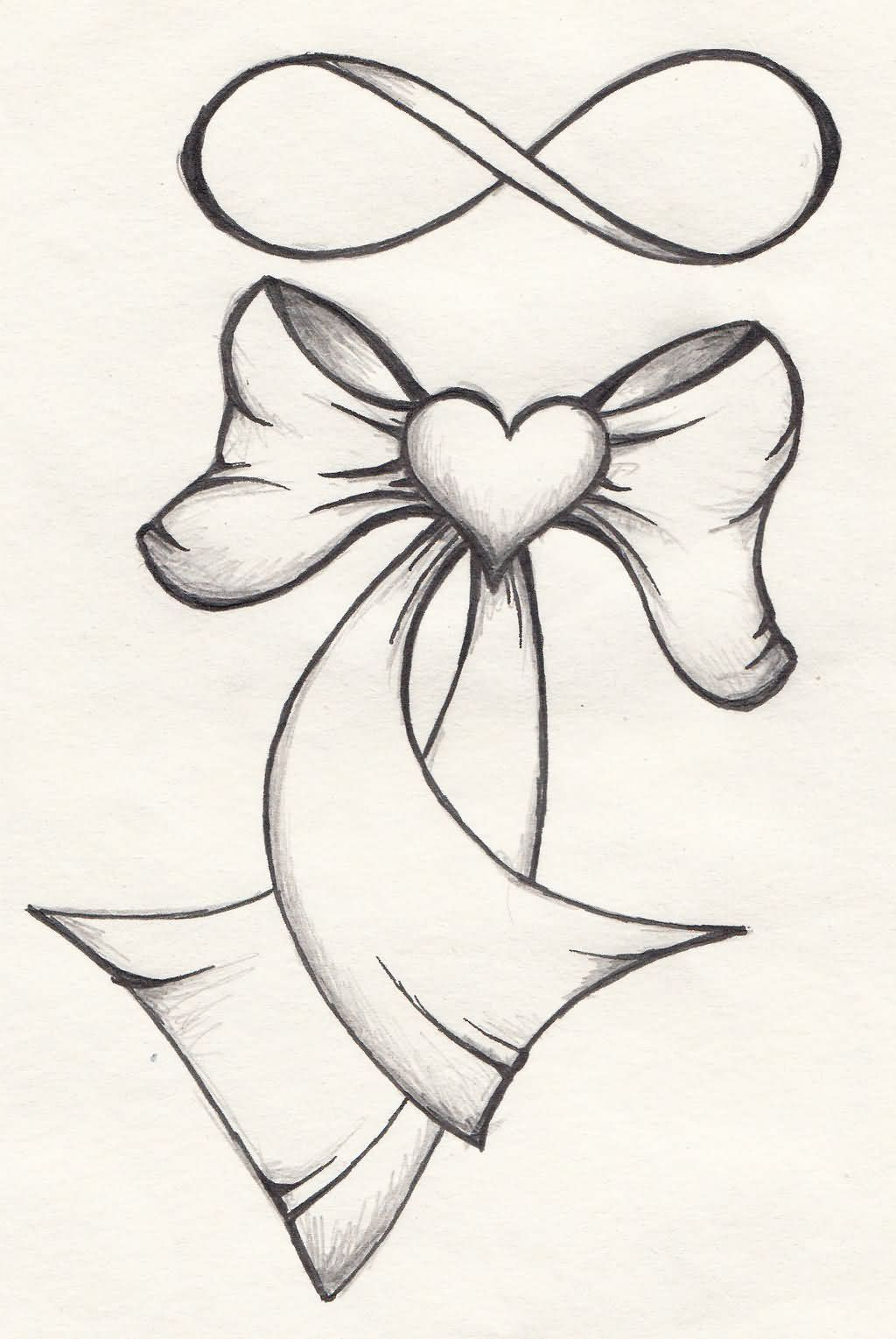 30+ Ribbon Tattoo Designs