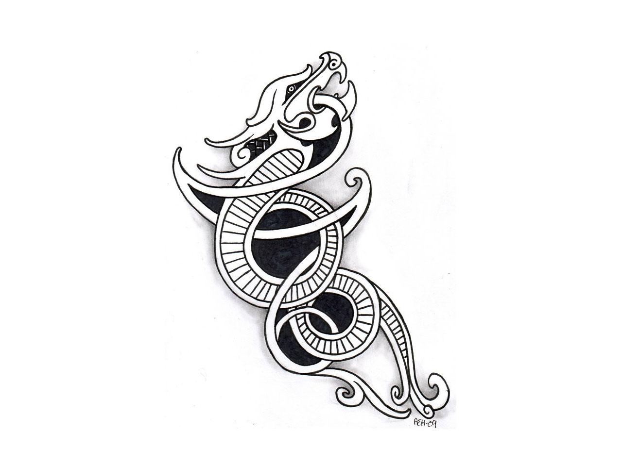23 unique viking designs