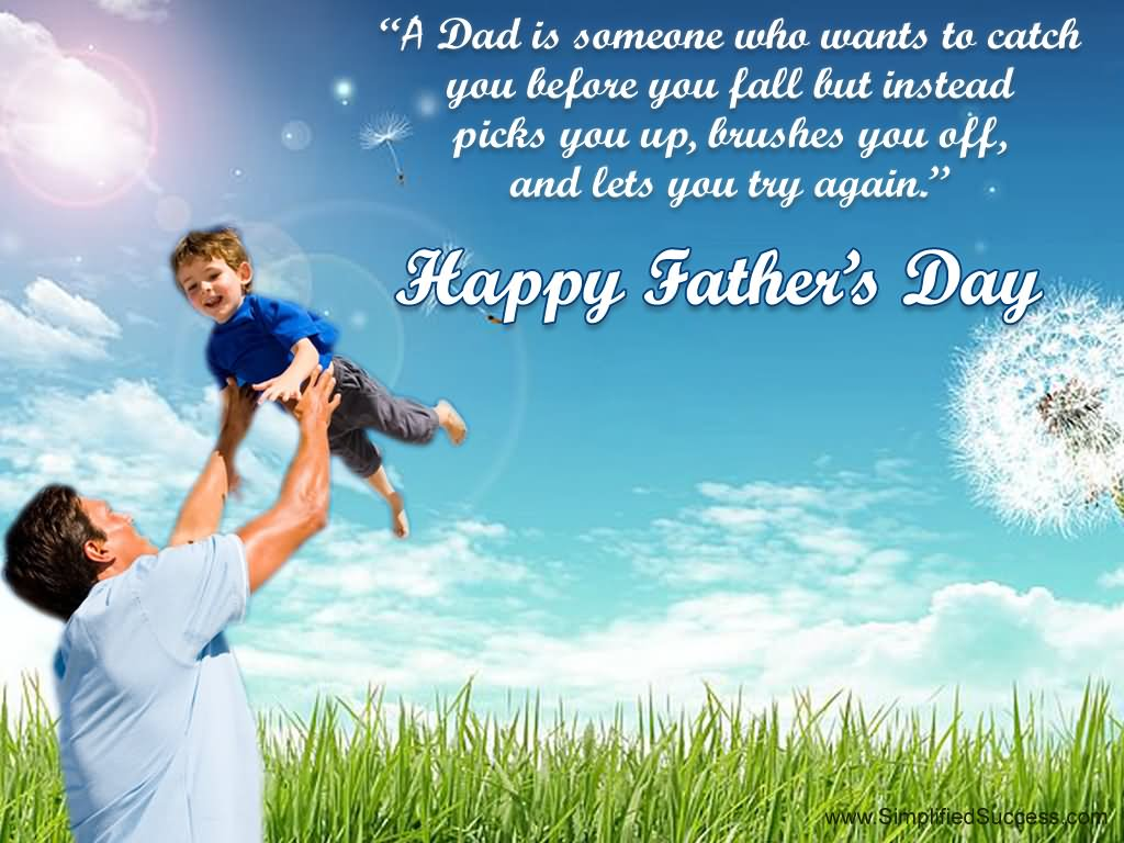 31 Beautiful Father's Day Wish Pictures And Photos