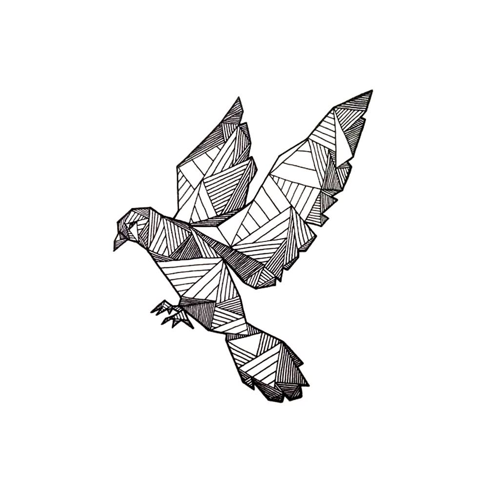 13 Latest Pigeon Tattoo Designs
