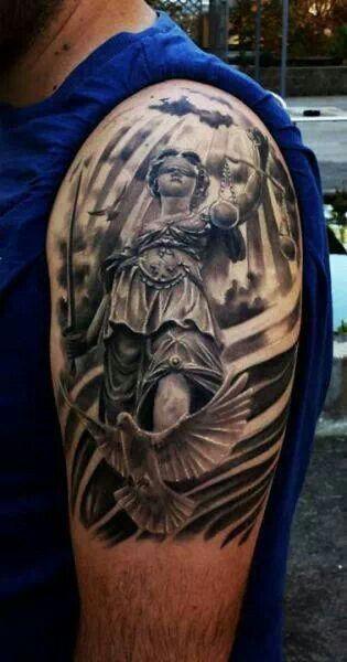 Love Is Blind Tattoo