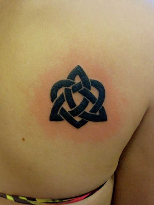 15 Awesome Square Knot Tattoos