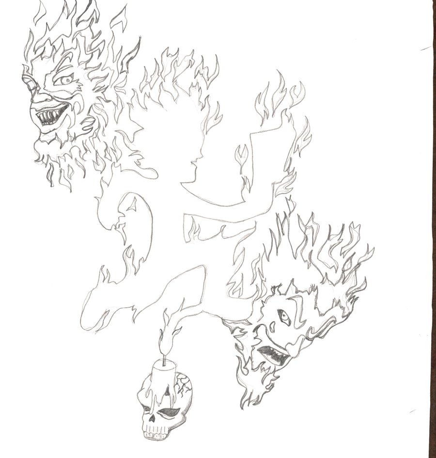 7 Icp Logo Tattoo Designs Icp Coloring Pages