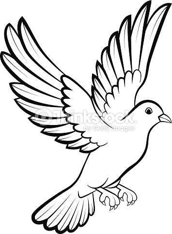 11 Flying Pigeon Tattoo Designs
