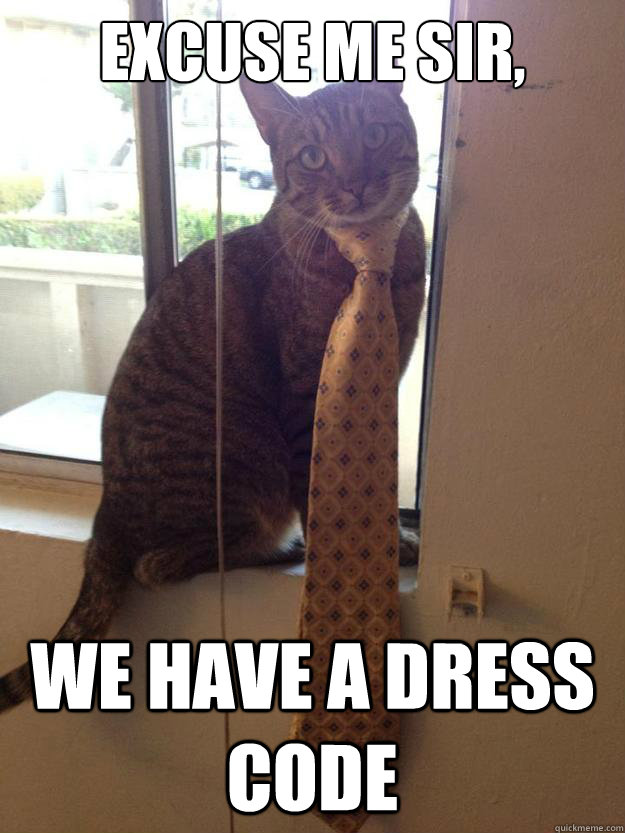 Funny Meme Caption Ideas : Funny dress code pictures to pin on pinterest daddy