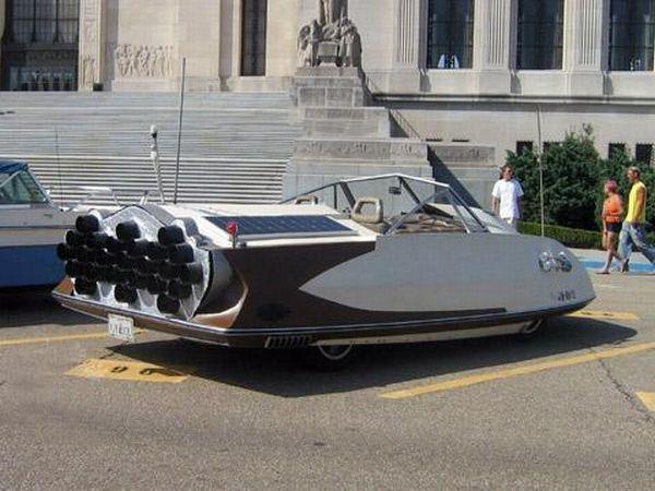 Funny Strange Looking Car Photo