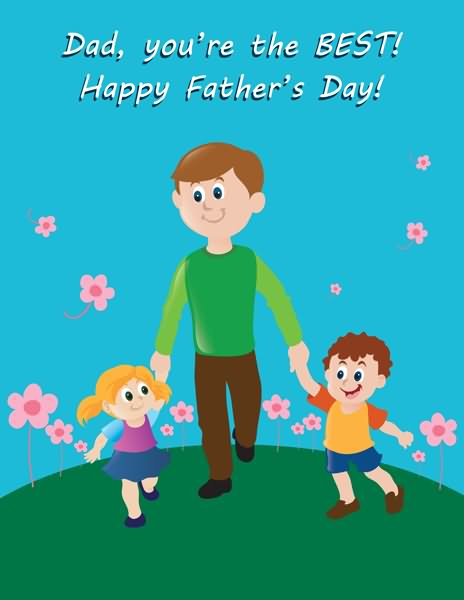 31 beautiful fathers day greeting card pictures and images happy fathers day greeting ecard m4hsunfo