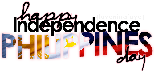 Happy Independence Philippines Day