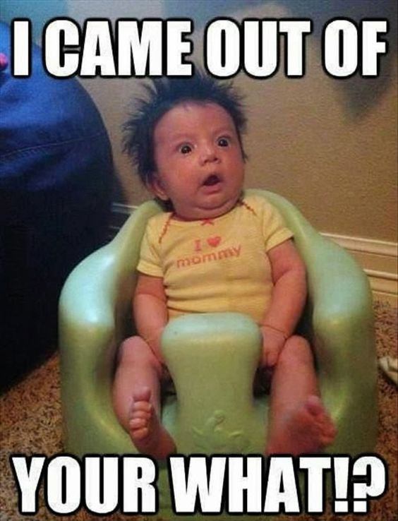 Most Funny Baby Meme Photos
