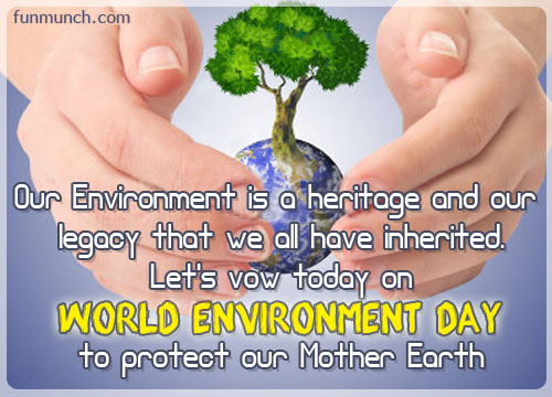 Essay on protecting our mother earth