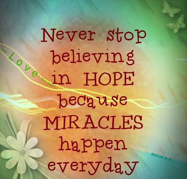 60 Most Beautiful Miracles Quotes And Sayings Best Everyday Quotes