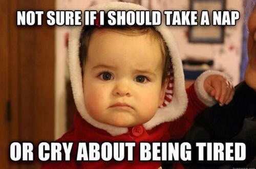 Funny Tired Mom Meme : Very funny baby meme pictures and images