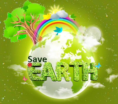 save mother earth through environmental protection conservation of natural resources and sustainable