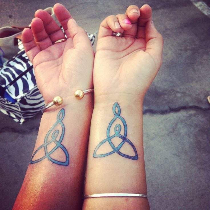 Scottish Tattoo Ideas Wrist: 30+ Simple Knot Tattoos