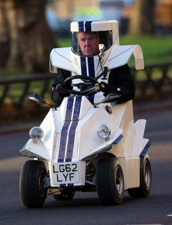 cars looking funny weird strange gear jeremy clarkson crazy funniest cool hilarious driving vehicles ever very spotted london around things
