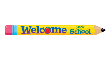 Welcome Back To School Pencil Picture