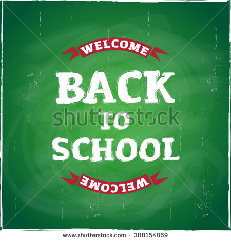 Welcome Back To School Photo