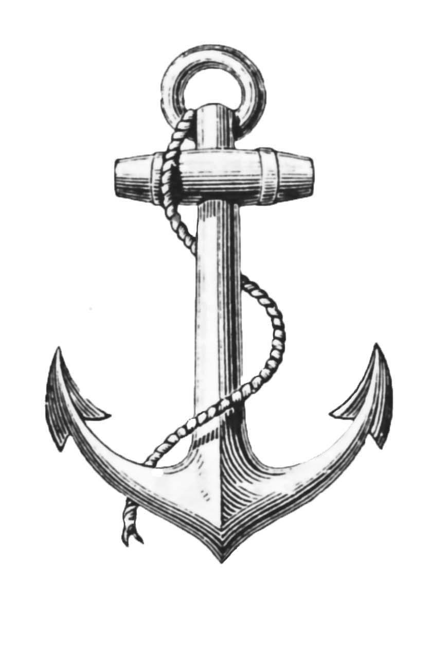 16 Sailor Anchor Tattoo Designs