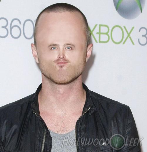 Dédicace !  Aaron-Paul-Funny-Photoshopped-Little-Face-Image