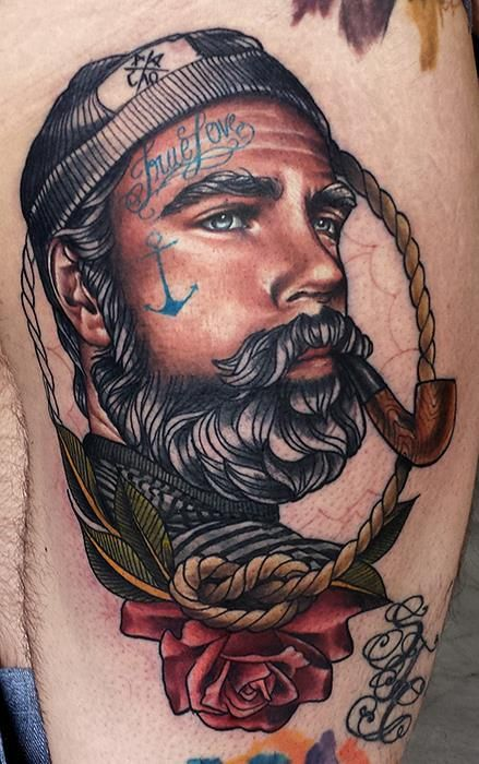 27 Best Sailor Tattoos