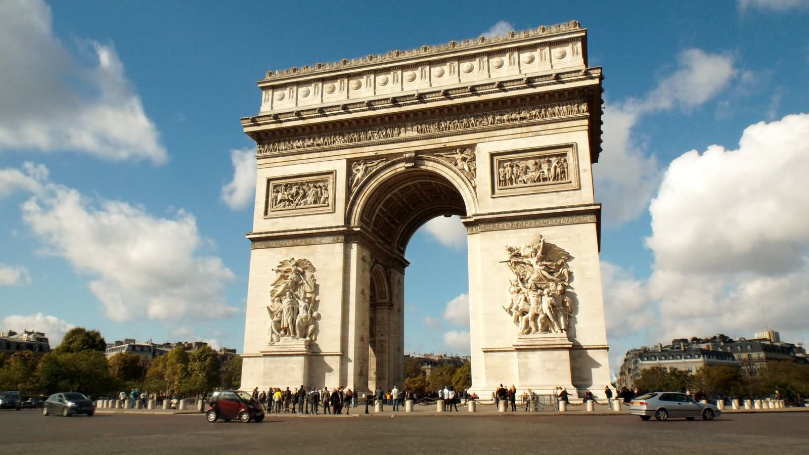 arc de triomphe beautiful image. Black Bedroom Furniture Sets. Home Design Ideas