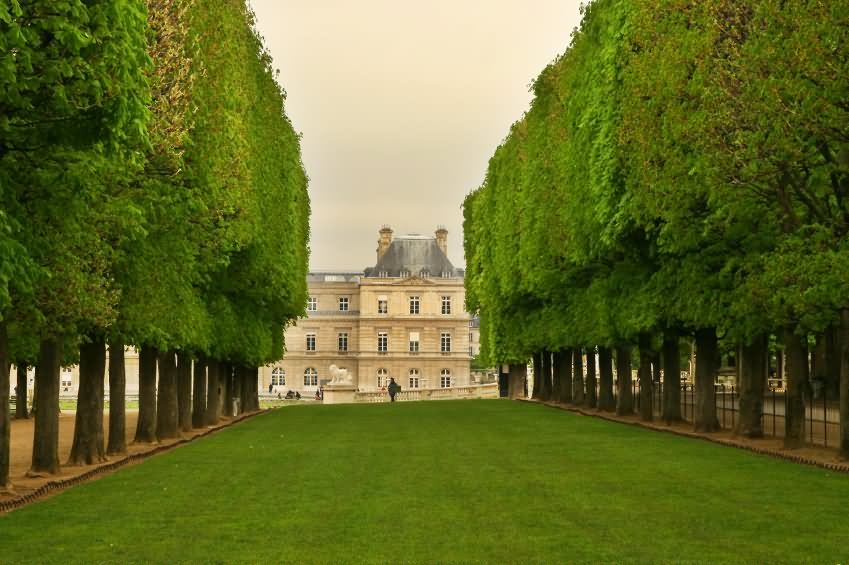 31 most beautiful jardin du luxembourg paris pictures for Jardin du luxembourg