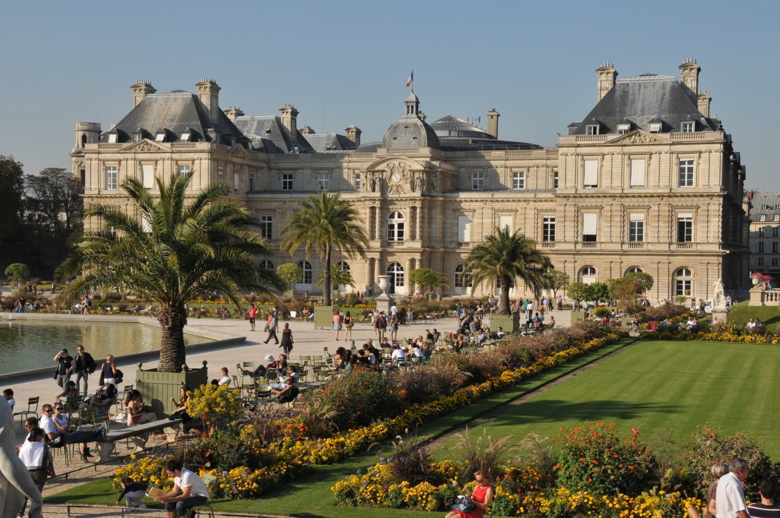 31 most beautiful jardin du luxembourg paris pictures for Jardin luxemburgo