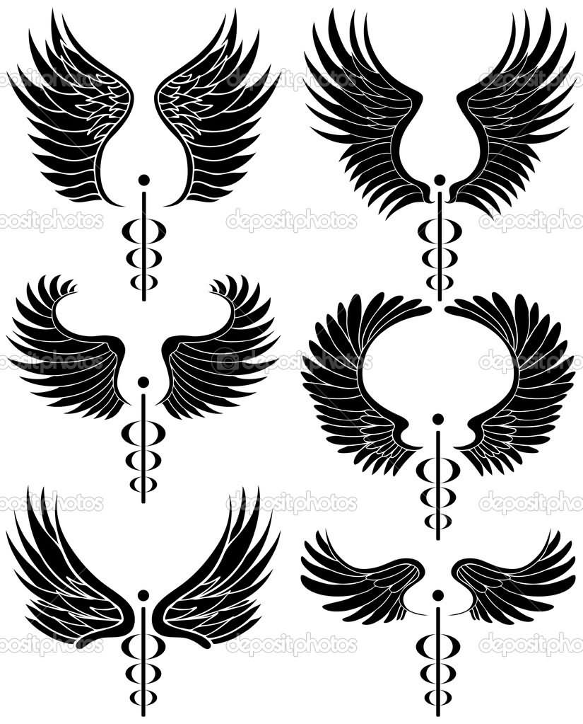 15 new medical symbol tattoo designs for Medical tattoo designs