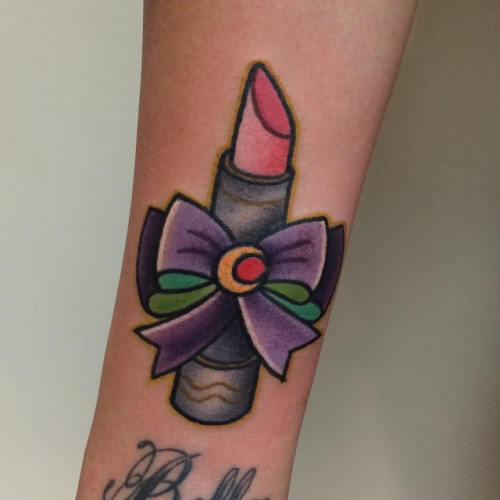 makeup artist tattoo ideas - photo #26