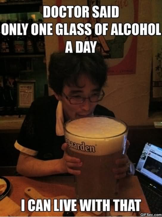 30 Very Funny Alcohol Meme Pictures And Photos